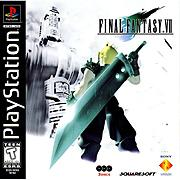 Playstation Final Fantasy 7