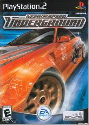 Playstation 2 Need for Speed: Underground